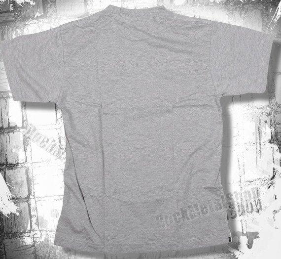 koszulka THE BILL - LEKCJA HISTORII szara