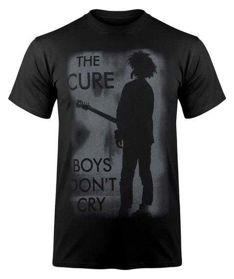 koszulka THE CURE - BOYS DON'T CRY