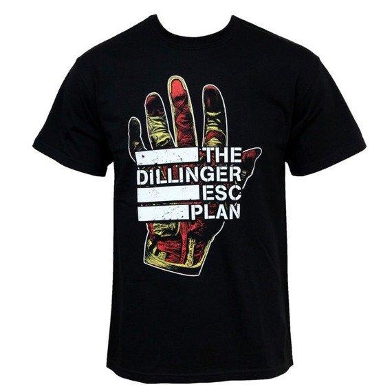 koszulka THE DILLINGER ESCAPE PLAN - OPTION PARALYSIS