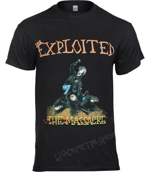 koszulka THE EXPLOITED - THE MASSACRE