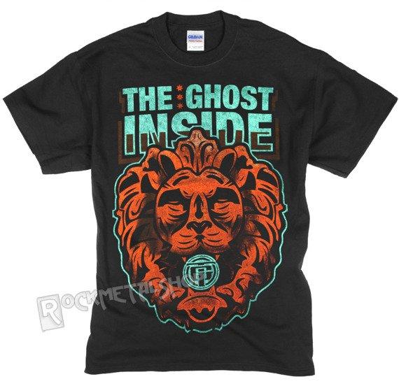 koszulka THE GHOST INSIDE - LION HEART