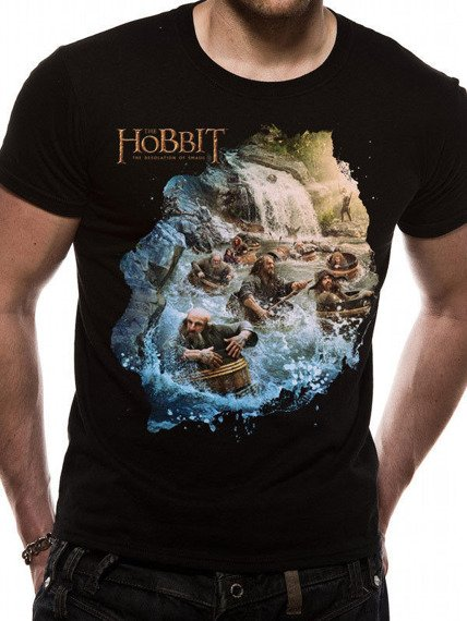 koszulka THE HOBBIT - BARRELS