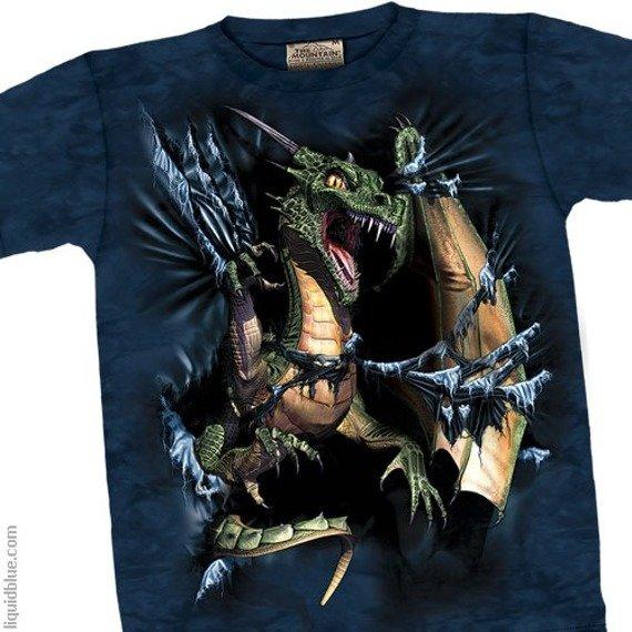koszulka THE MOUNTAIN - BREAKTHROUGH DRAGON