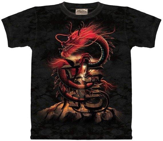 koszulka THE MOUNTAIN - DRAGON OF THE ORIENT