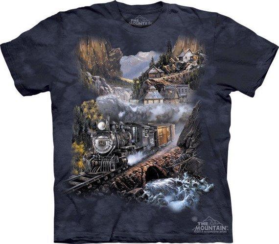koszulka THE MOUNTAIN - SILVER BELLE RUN