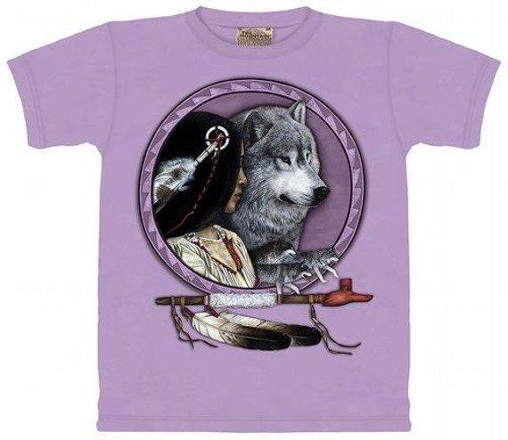 koszulka THE MOUNTAIN - WOLF SONG