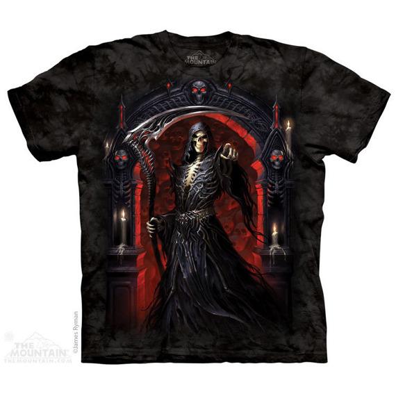 koszulka THE MOUNTAIN - YOU ARE NEXT, barwiona
