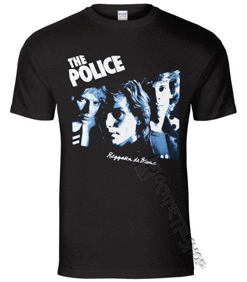 koszulka THE POLICE - REGATTA