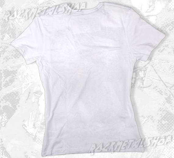 koszulka THE SEX PISTOLS - ROTTEN biała