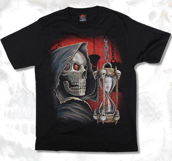 koszulka THE TIME IS SHORT