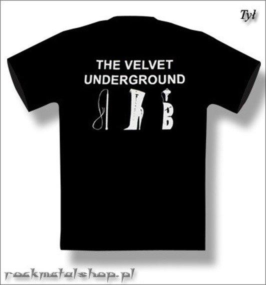 koszulka THE VELVET UNDERGROUND