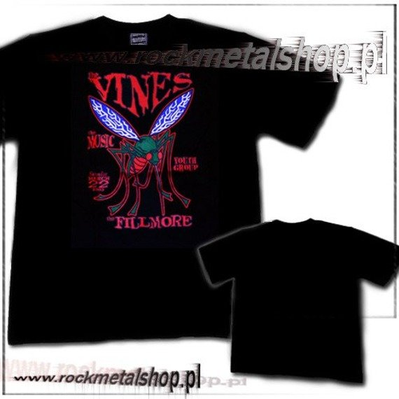 koszulka THE VINES - FILLMORE