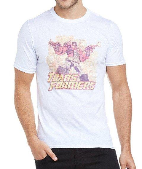 koszulka TRANSFORMERS - OPTIMUS COLLAGE