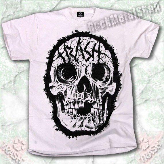 koszulka TRASH WIELKA CZACHA biała