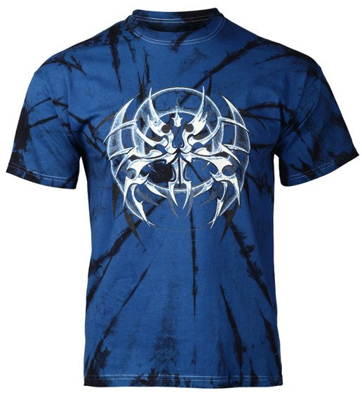 koszulka TRIBAL barwiona