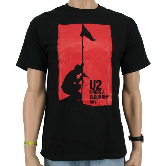 koszulka U2 - UNDER A BLOOD RED SKY