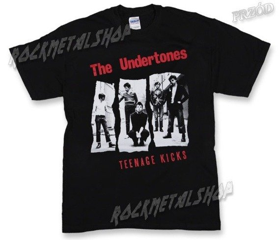 koszulka UNDERTONES - TEENAGE KICKS