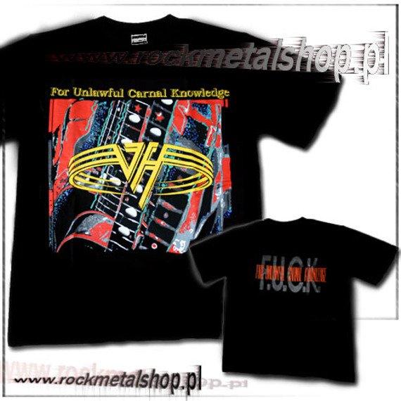 koszulka  VAN HALEN - F.U.C.K