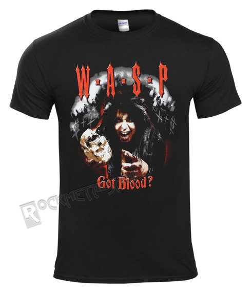 koszulka W.A.S.P. - GOT BLOOD?