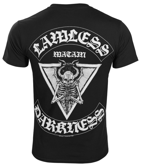 koszulka WATAIN - LAWLESS DARKNESS