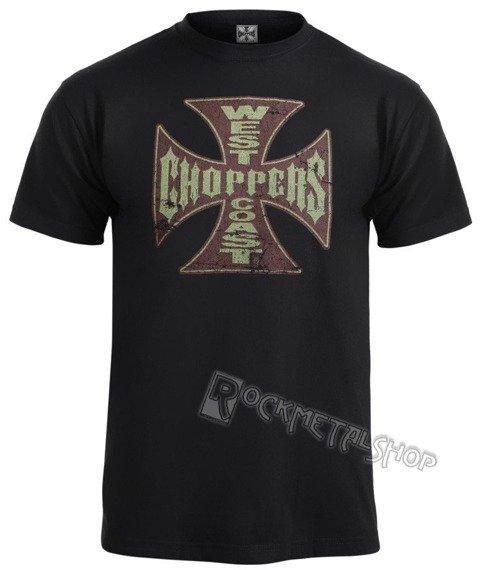 koszulka WEST COAST CHOPPERS - CHOLITA czarna