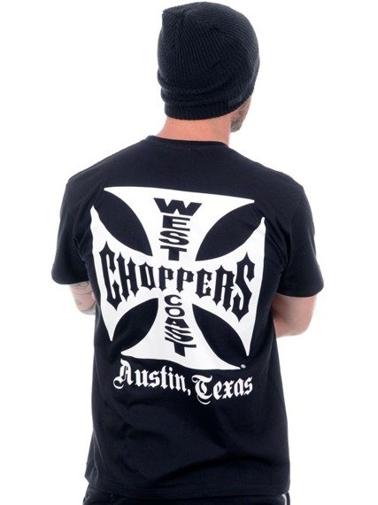 koszulka WEST COAST CHOPPERS - IRON CROSS ATX