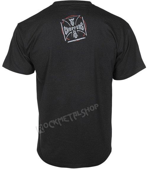 koszulka WEST COAST CHOPPERS - PARTS AND SERVICE
