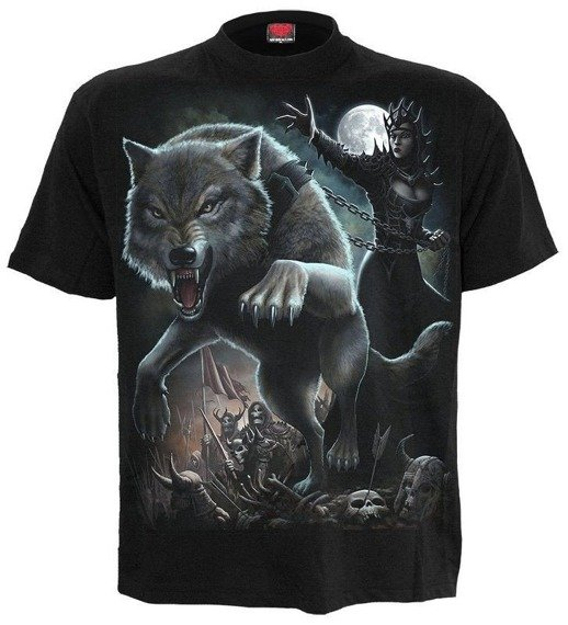 koszulka WOLF QUEEN