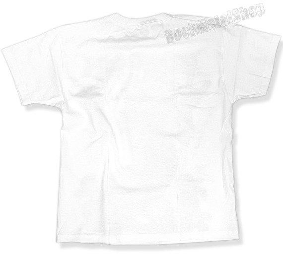 koszulka dziecięca BLACK ICON - SMURFS biała