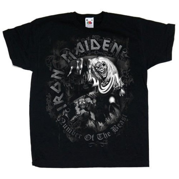 koszulka dziecięca IRON MAIDEN - NOTB