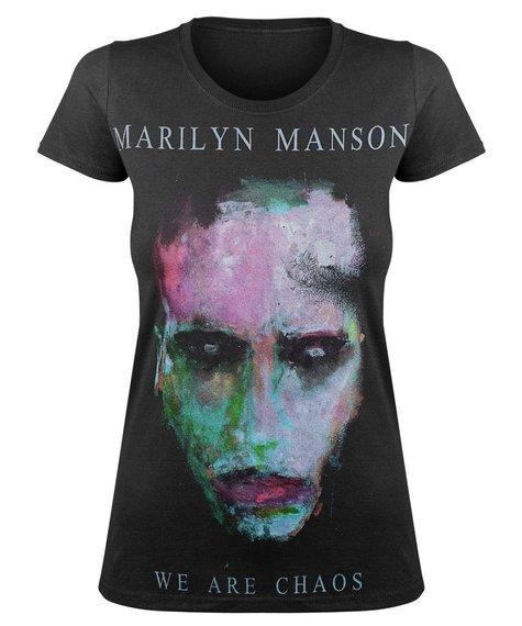 koszulka dziecięca MARILYN MANSON