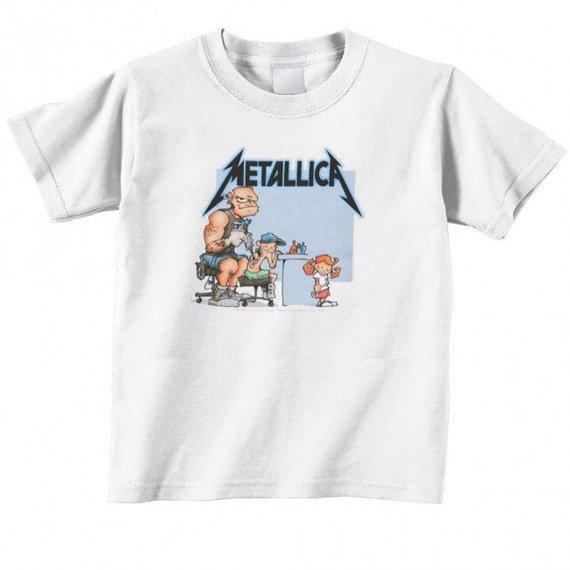 koszulka dziecięca METALLICA - TATTOO