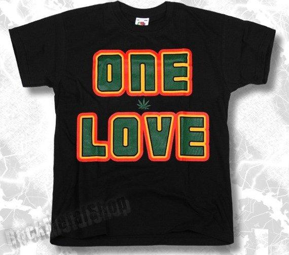 koszulka dziecięca ONE LOVE