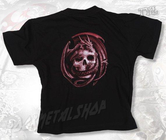 koszulka dziecięca SPIRAL - SERPENT WRAP