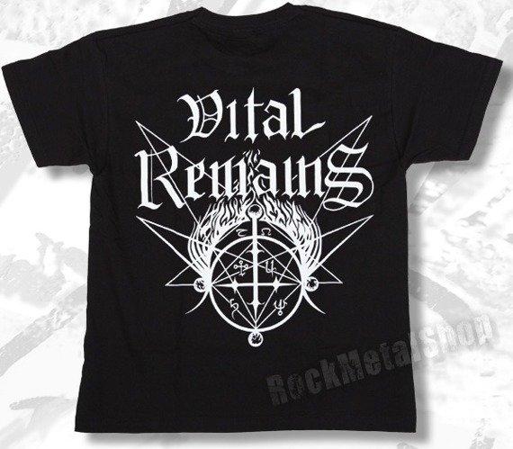 koszulka dziecięca VITAL REMAINS - ICONS OF EVIL