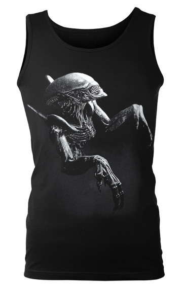 koszulka na ramiączkach ALIEN