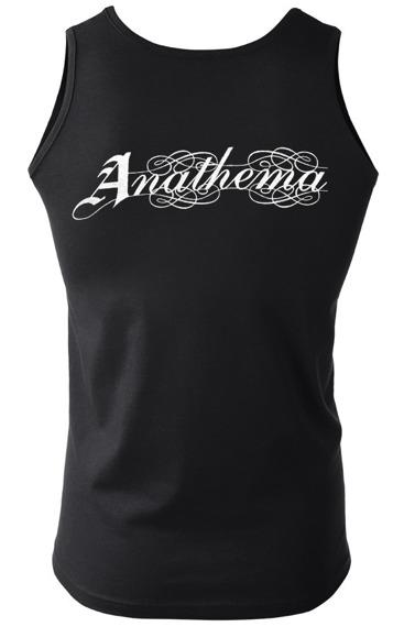 koszulka na ramiączkach ANATHEMA - RED LOGO