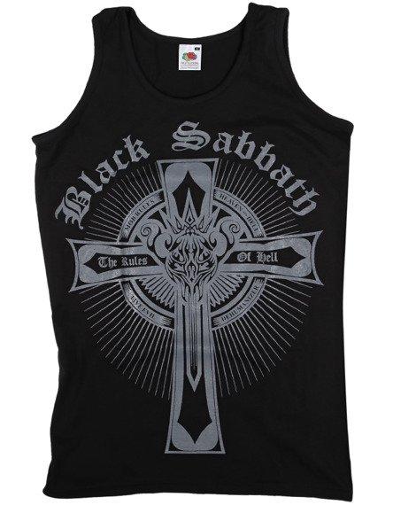 koszulka na ramiączkach BLACK SABBATH - THE RULES OF HELL