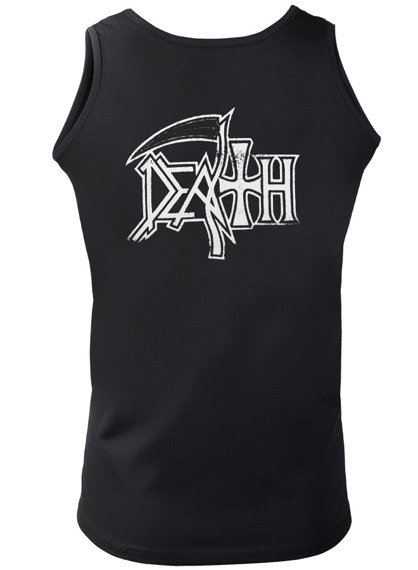 koszulka na ramiączkach DEATH - BAND