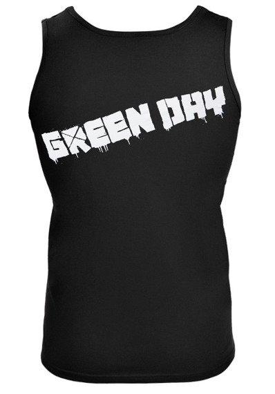 koszulka na ramiączkach GREEN DAY
