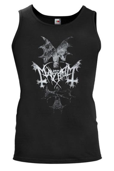 koszulka na ramiączkach MAYHEM
