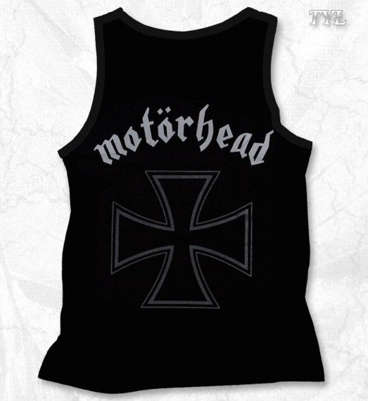 koszulka na ramiączkach MOTORHEAD - EVERYTHING LOUDER THAN EVERYTHING ELSE