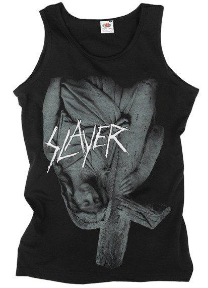 koszulka na ramiączkach SLAYER - UPSIDE DOWN