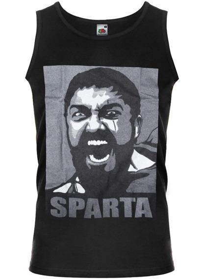 koszulka na ramiączkach SPARTA