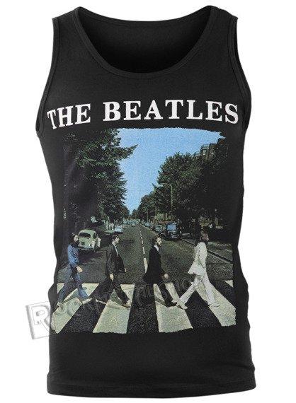 koszulka na ramiączkach THE BEATLES - ABBEY ROAD