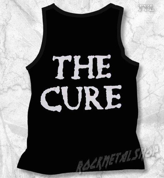 koszulka na ramiączkach THE CURE