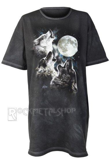 koszulka nocna THE MOUNTAIN - 3 WOLF MOON