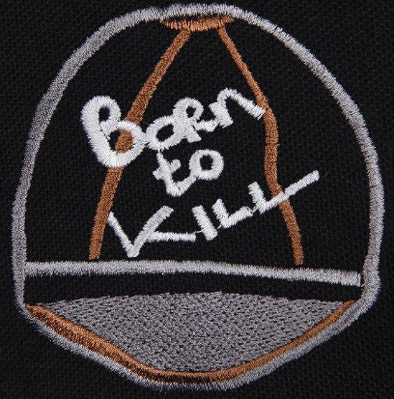 koszulka polo BORN TO KILL