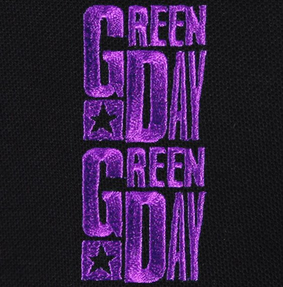 koszulka polo GREEN DAY