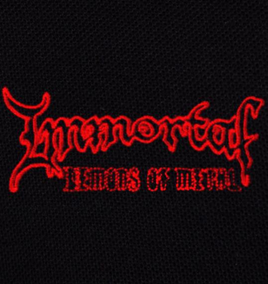 koszulka polo IMMORTAL - DEMONS OF METAL